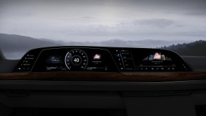 WORLD'S FIRST IN-VEHICLE P-OLED COCKPIT FROM LG DEBUTS IN NEW 2021 CADILLAC ESCALADE